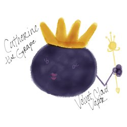 Catherine the Grape